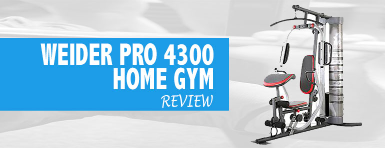 Weider home review images