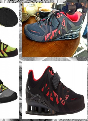 Inov-8 Weightlifting Shoes