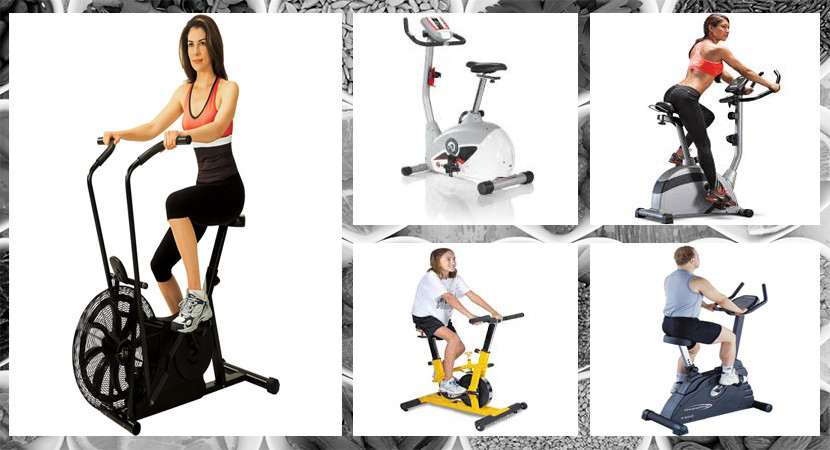 Top Rated Upright Exercise Bikes